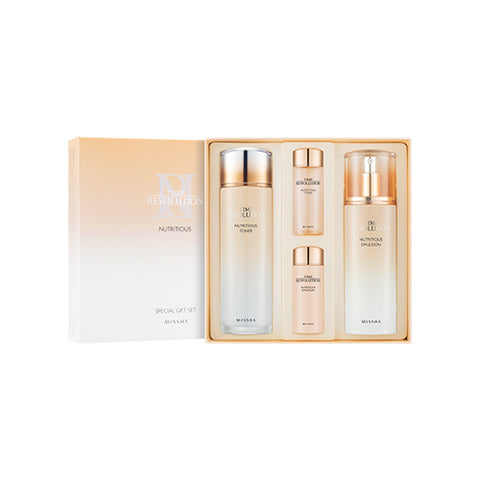 MISSHA Time Revolution Nutritious Special 2 Set