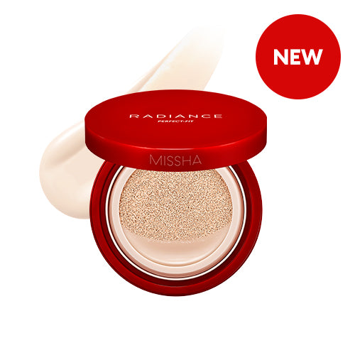 MISSHA Radiance Perfect-Fit Cushion SPF30 PA++ 15g (4 Colors) - Beautihara