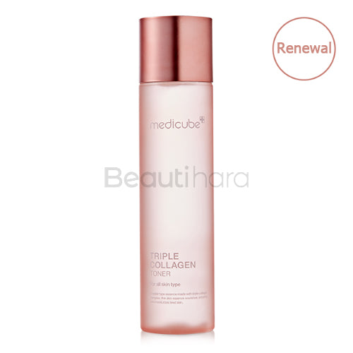 medicube Triple Collagen Toner 140ml - Beautihara