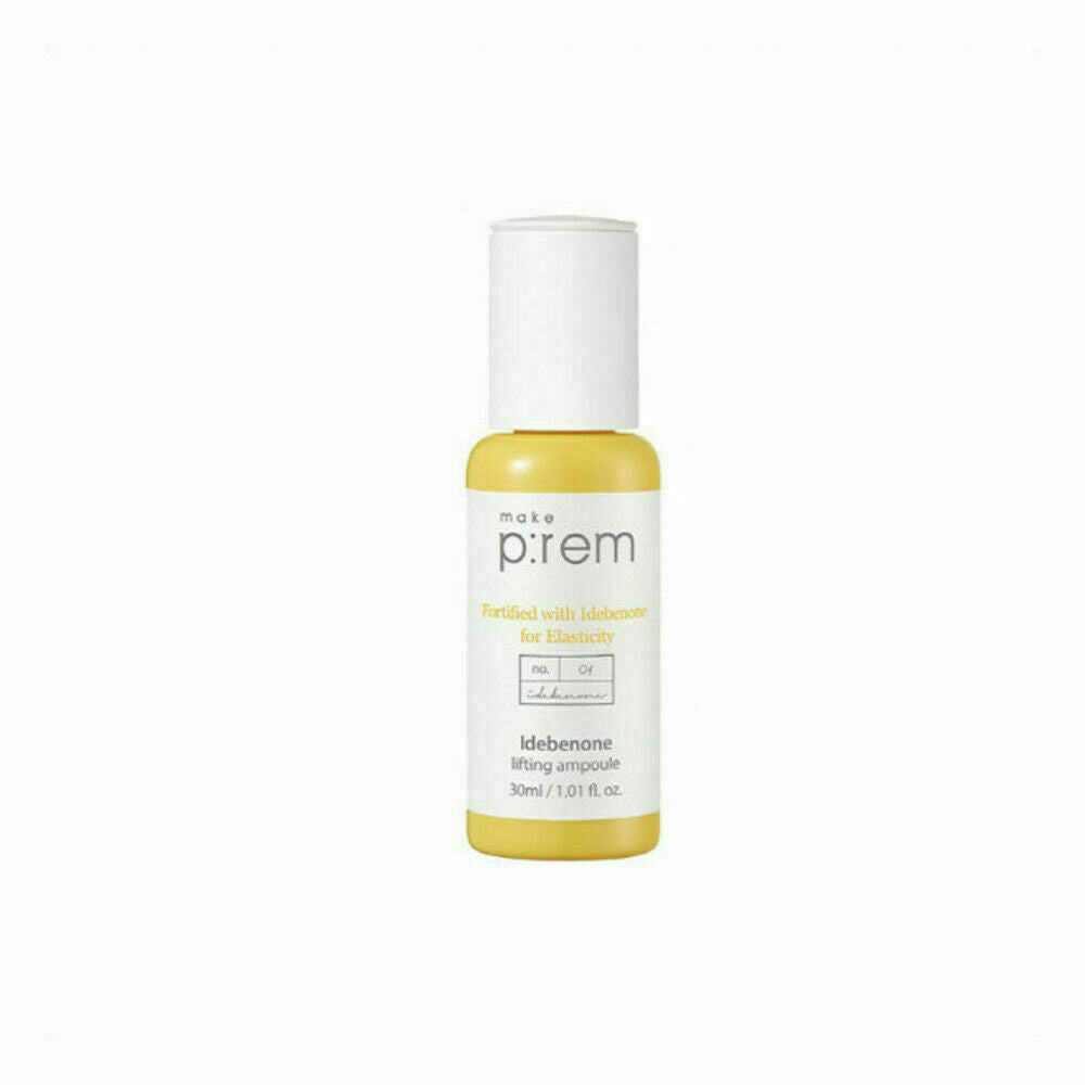 MAKE P:REM Idebenone Lifting Ampoule 30ml - Beautihara