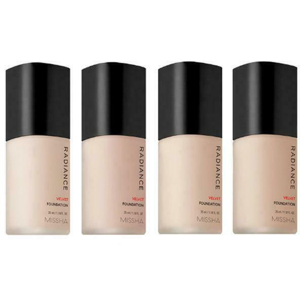 MISSHA Radiance Velvet Foundation 35ml (SPF30 PA++) - Beautihara