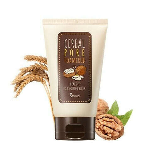 SOME BY MI Cereal Pore Foamcrub 100ml - Beautihara