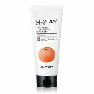TONYMOLY Clean Dew Foam Cleanser - 180ml - Beautihara