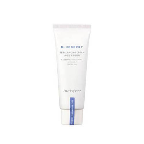 Innisfree Blueberry Rebalancing Cream 50ml - Beautihara