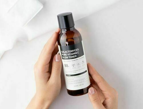 SOME BY MI Galactomyces Pure Vitamin C Glow Toner 200ml - Beautihara