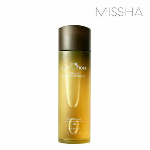 MISSHA Time Revolution Artemisia Treatment Essence - 215ml (LTD) - Beautihara