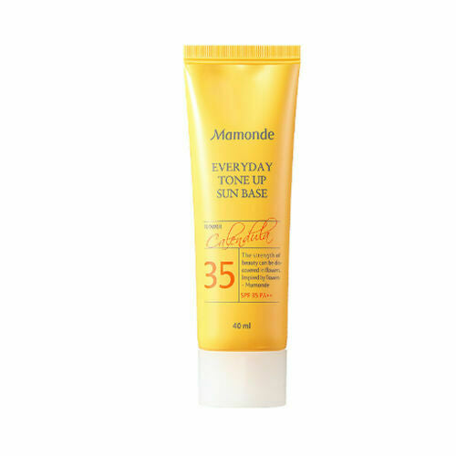 Mamonde Everyday Tone Up Sun Base SPF35 PA++ 40ml - Beautihara