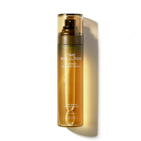 MISSHA Time Revolution Artemisia Treatment Essence Mist 120ml - Beautihara