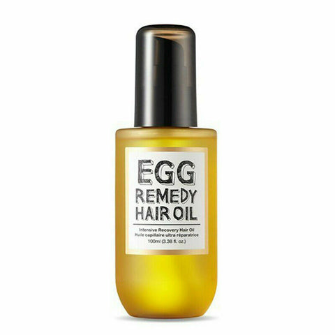 TOO COOL FOR SCHOOL Egg Remedy Hair Oil 100ml - Beautihara