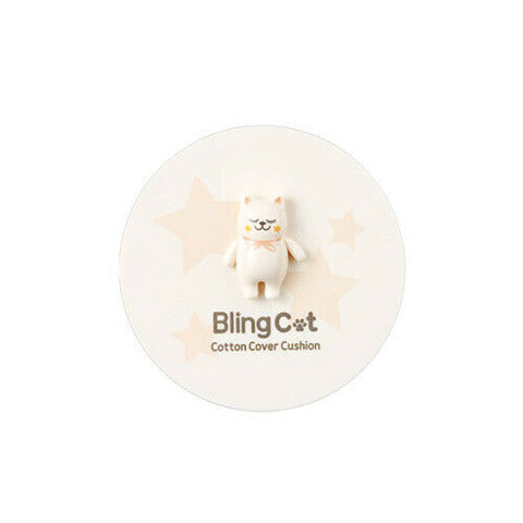 TONYMOLY Bling Cat Cotton Cover Cushion SPF50+ PA+++ 15g - Beautihara