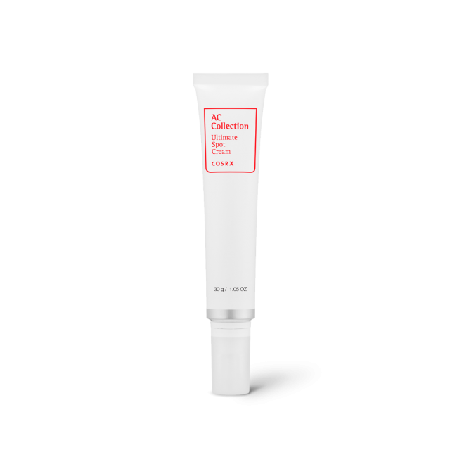 COSRX AC Collection Ultimate Spot Cream 30ml - Beautihara