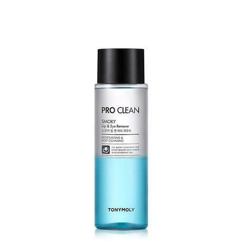 TonyMoly Pro Clean Smoky Lip & Eye Remover - 100ml