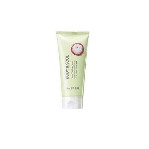 the SAEM BODY & SOUL Sweet Thai Body Scrub 200ml