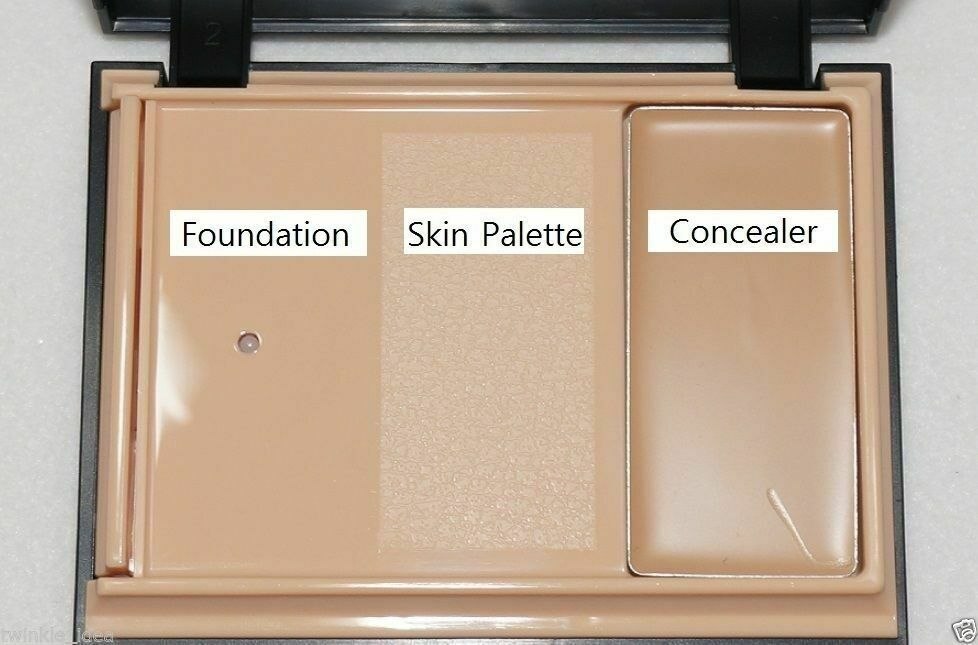JUNGSAEMMOOL Essential Star-cealer Foundation -15g / Concealer 4.5g - Beautihara