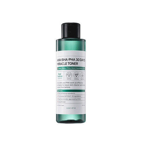 SOME BY MI AHA BHA PHA 30 Days Miracle Toner 150ml - Beautihara