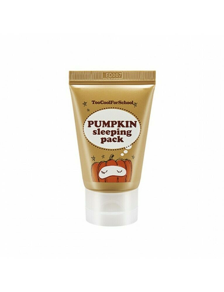 TOO COOL FOR SCHOOL Pumpkin Sleeping Pack  30ml - Beautihara