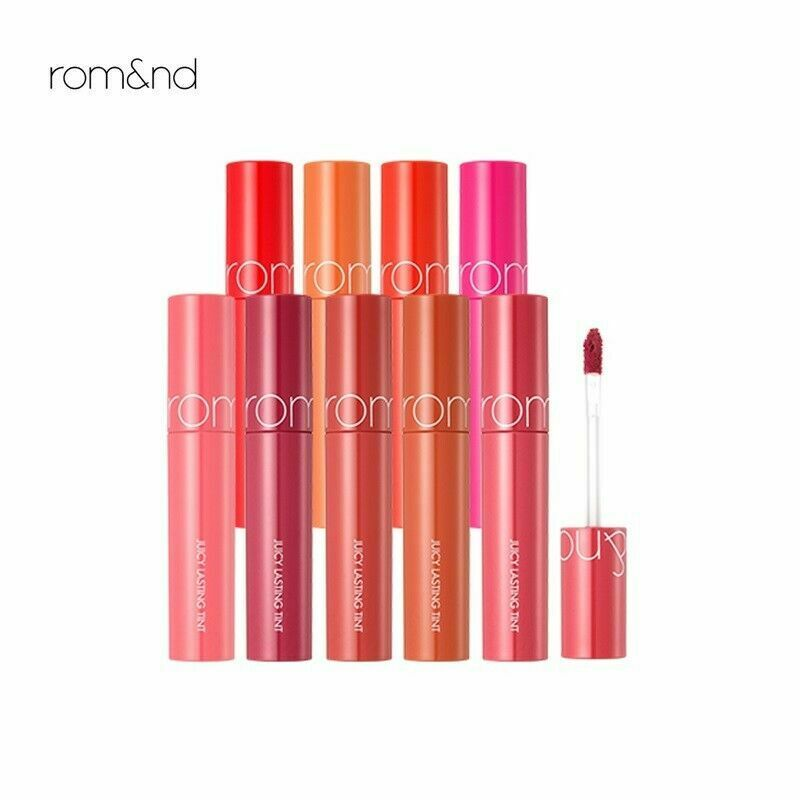 Rom&nd Juicy Lasting Tint 5.5g (13 Colors) - Beautihara