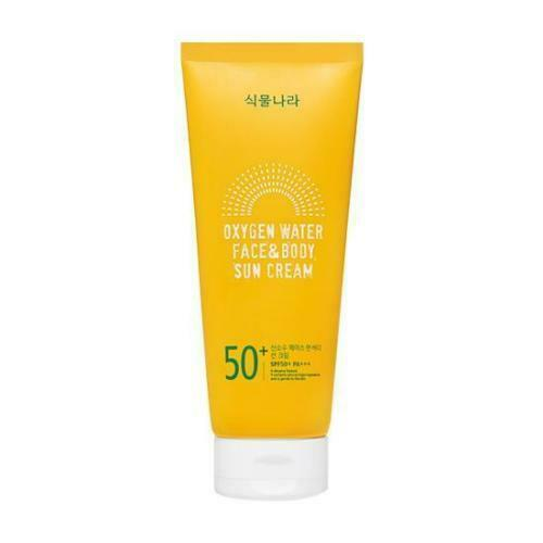 SHINGMULNARA Oxygen Water Face & Body Sun Cream SPF50+ PA+++ - 200ml - Beautihara