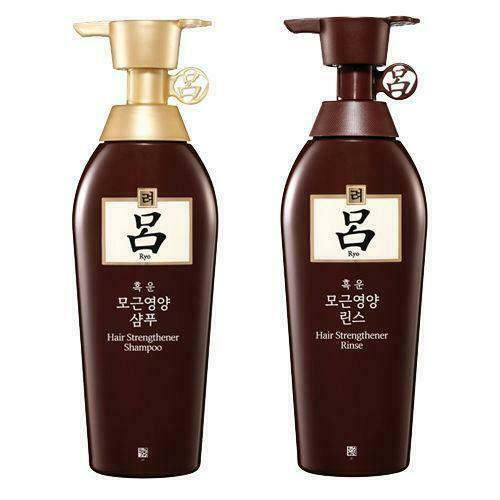 RYO Hair Strengthener Shampoo 400ml or Conditioner - 400ml - Beautihara
