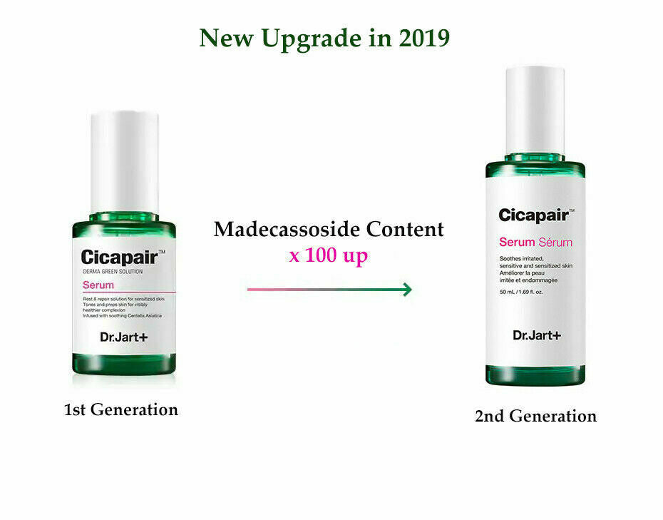 Dr.Jart+ Cicapair Serum 50ml - Beautihara