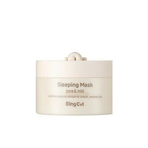 TONYMOLY Bling Cat Sleeping Mask 80ml - Beautihara