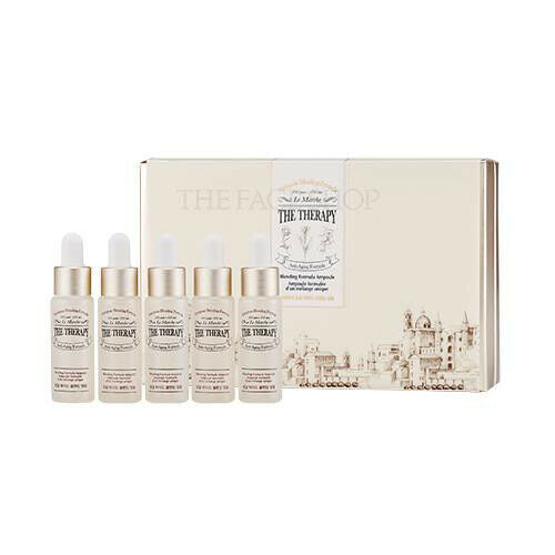 THE FACE SHOP The Therapy Royal Made Blending Formula Ampoule 7ml * 5ea - Beautihara