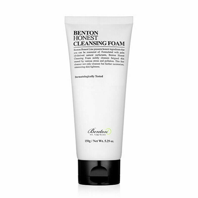 BENTON Honest Cleansing Foam - 150g - Beautihara