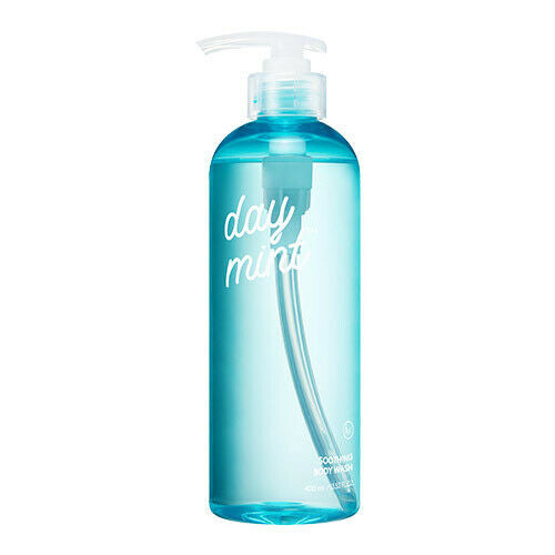 MISSHA Day Mint Soothing Body Wash 400ml - Beautihara