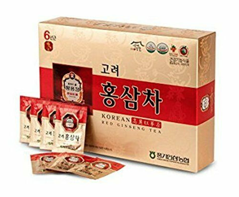 Korean Red Ginseng Tea Pocket 3g (100ea) - Beautihara