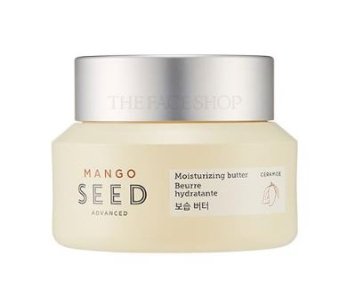 THE FACE SHOP Mango Seed Moisturizing Facial Butter 50ml - Beautihara