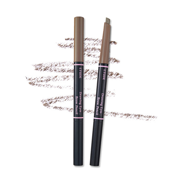 ETUDE HOUSE Drawing Eyes Brow Pencil 0.18g (5 Colors) - Beautihara