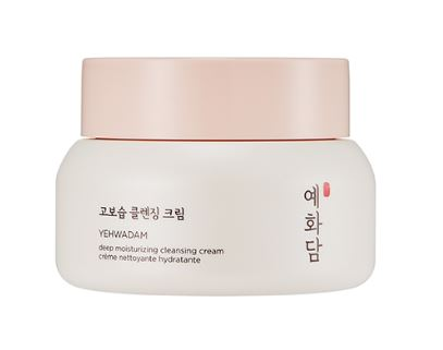 THE FACE SHOP Yehwadam Deep Moisturizing Cleansing Cream 200ml - Beautihara