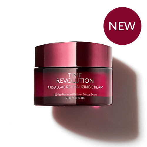 MISSHA Time Revolution Red Algae Revitalizing Cream 50ml - Beautihara