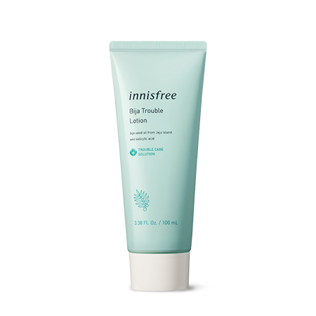 innisfree Bija Trouble Lotion 100ml - Beautihara