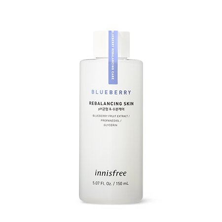 innisfree Blueberry Rebalancing Skin 150ml - Beautihara