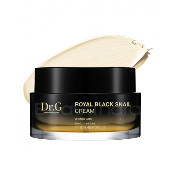 Dr.G Royal Black Snail Cream 50ml - Beautihara