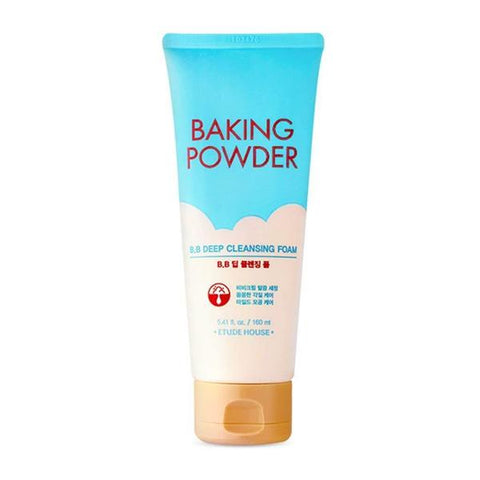 ETUDE HOUSE Baking Powder BB Deep Cleansing Foam 160ml - Beautihara