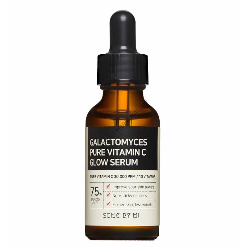 SOME BY MI Galactomyces Pure Vitamin C Glow Serum 30ml - Beautihara