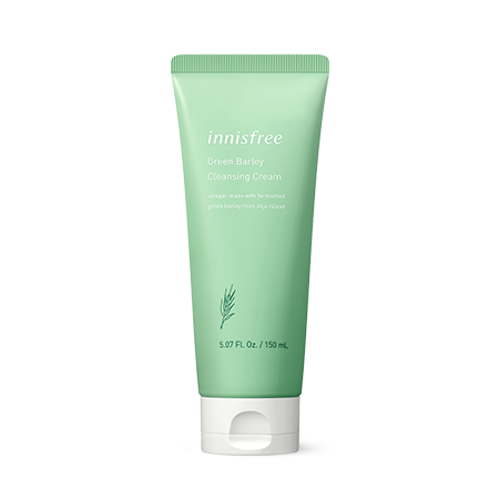 innisfree Green Barley Cleansing Cream 150ml - Beautihara