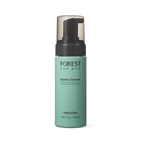 innisfree Forest For Men Bubble Cleanser 150ml - Beautihara