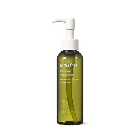innisfree  Olive Real Cleansing Oil 150ml - Beautihara