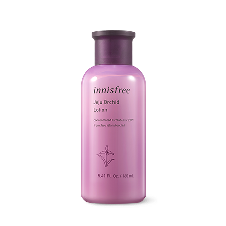 innisfree Jeju Orchid Lotion 160ml - Beautihara