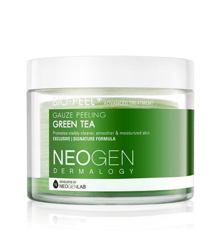 Bio-Peel Gauze Peeling Green Tea 190g - Beautihara