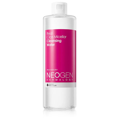 Neogen Dermalogy Real Cica Micellar Cleansing Water 400ml - Beautihara