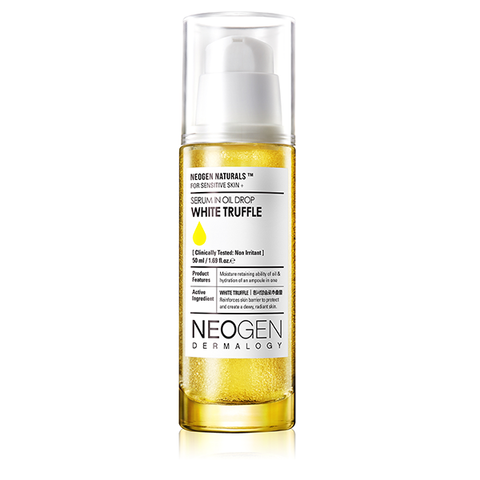 NEOGEN Dermalogy White Truffle Serum In Oil Drop 50ml - Beautihara