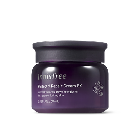 innisfree Perfect 9 Repair Cream EX 60ml - Beautihara