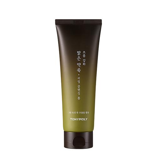 TONYMOLY From Ganghwa Pure Artemisia Real Cleansing Foam 150ml - Beautihara