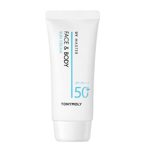 TONYMOLY UV MASTER Face&Body Sun Cream 80ml (SPF50+ PA+++) - Beautihara