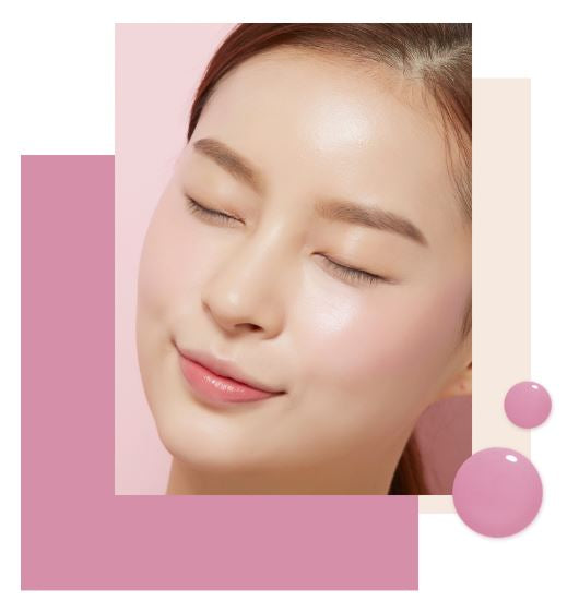 A'PIEU Juicy-Pang Water Blusher 9g (12 Colors) - Beautihara