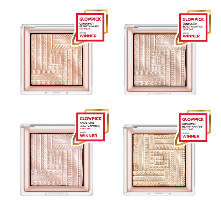 MISSHA Satin Highlighter Italprism 6g (4 Colors)